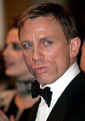 Daniel Craig Will Accept Your Blame for the Title 'Quantum of Solace'