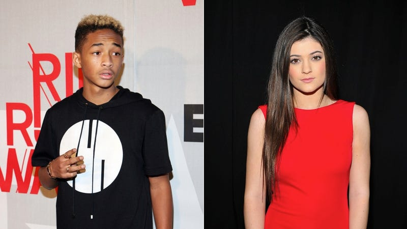 Homeroom Gossip: Jaden Smith Is Dating Kylie Jenner