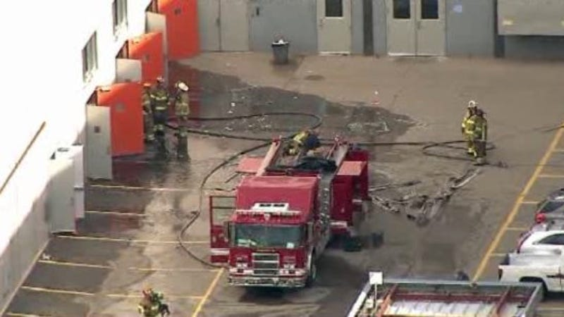 BREAKING: Explosion At General Motors Tech Center Battery Lab Injures Two [Photos]