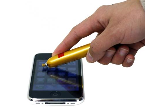 You Can Now Have Your Very Own iPhone Sausage Stylus
