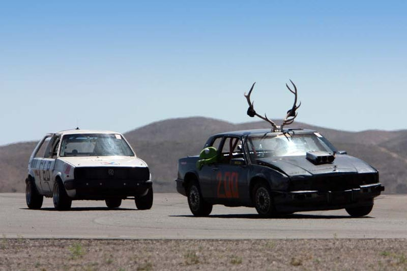 Eyesore Racing: Winner of the 24 Hours of LeMons Reno-Fernley