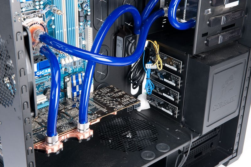 Build a Kick-Ass Liquid Cooling System in 6 Simple Steps