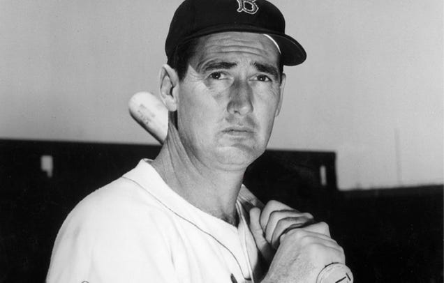 What It Took To Get Ted Williams's Head Off His Body
