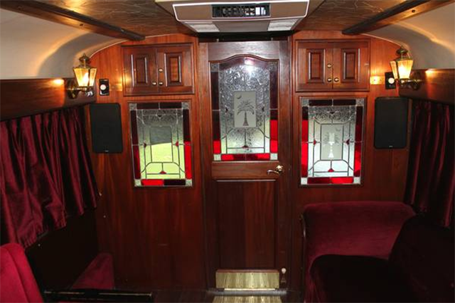 You Can Buy Willie Nelson's Swanky Old Tour Bus on Craigslist