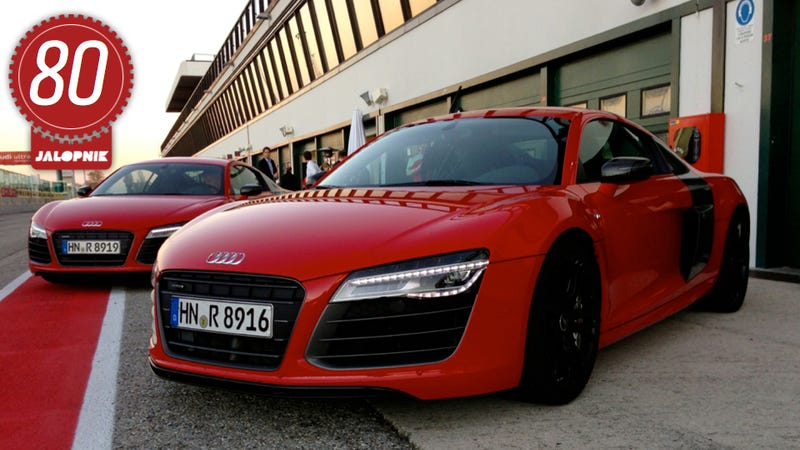 2014 Audi R8: The Jalopnik Review