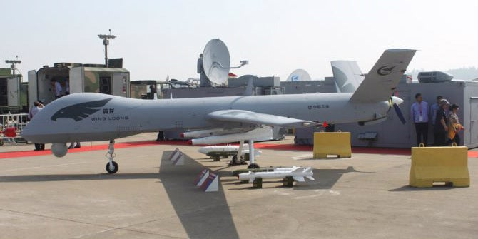China's Newest Knockoff Predator Drone Takes to the Skies