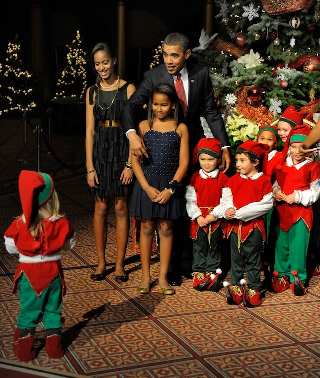 Obama Calls On His Littlest Supporter