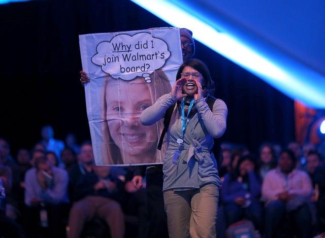 CEO Famous for Disruptive Marketing Mocks Disruptive Protestors