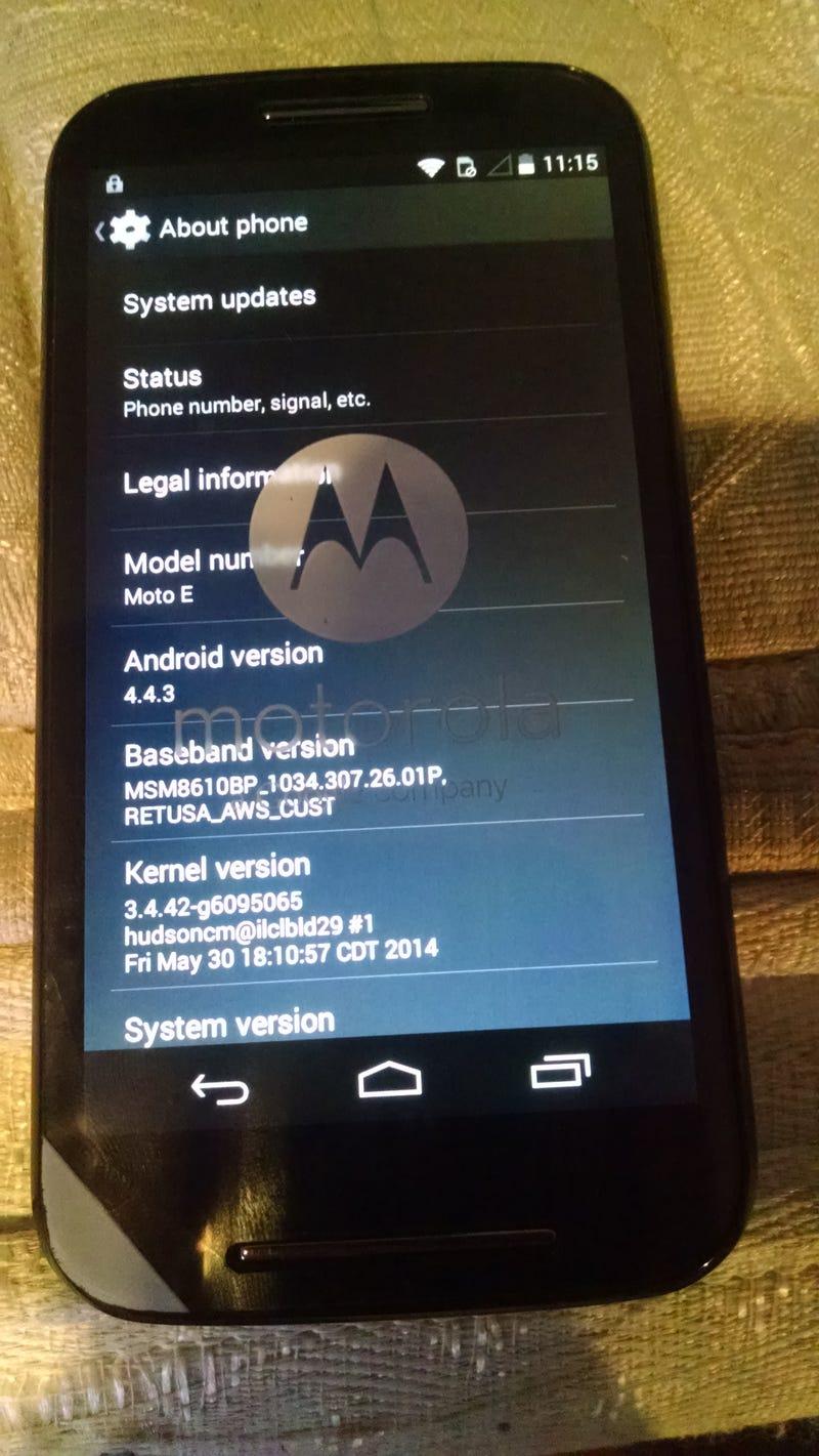 Moto E Review