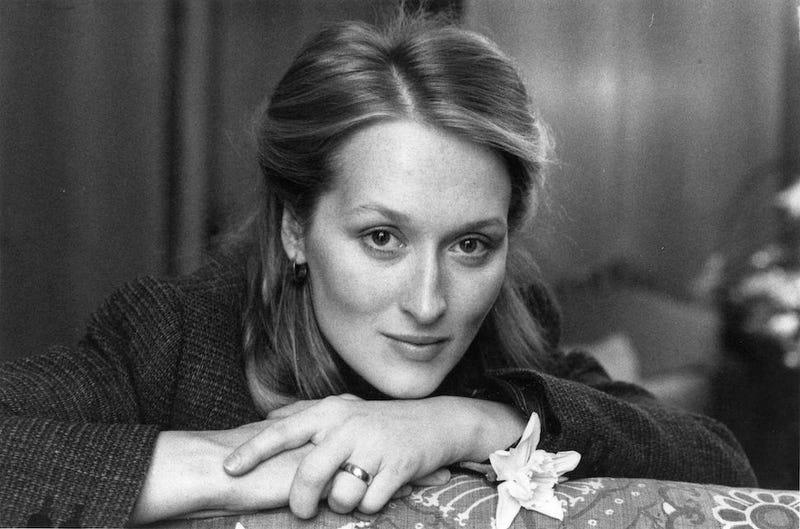 Sunday Night Sign-Off: Happy Birthday Meryl Streep