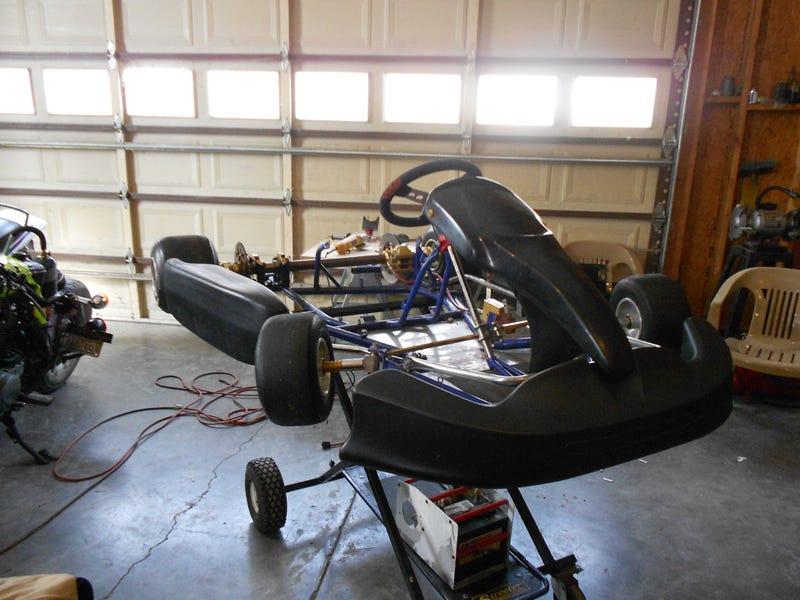 Update on my kart - New bodywork!