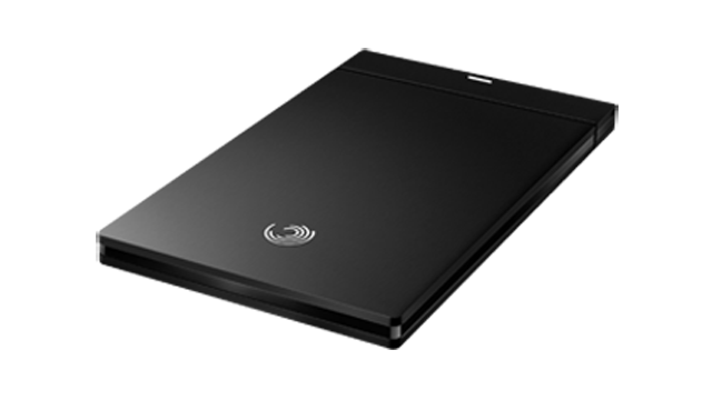 Seagate Chalks Up Thinnest External Hard Drive Yet