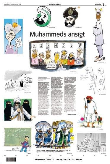 Will the Stupid Muhammad Cartoon Terror Never End?