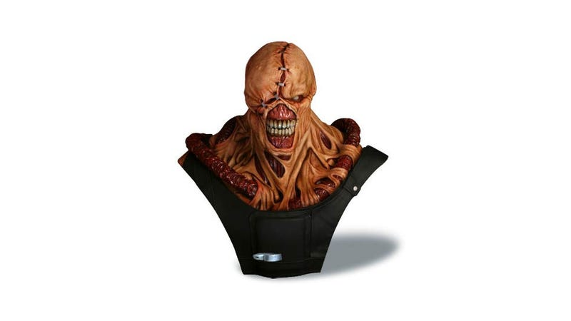 A Giant Nemesis Head Will Not Be Your Home's Romantic Centrepiece