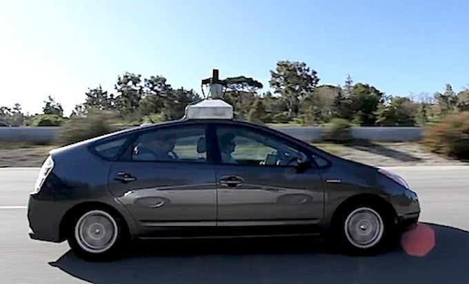 Are Google's Driverless Cars Legal?