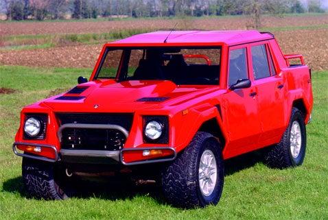 Rambo's Lambo: The Lamborghini LM002