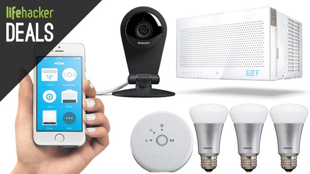 Deals: Give Your House a Brain, iPads with $100 Gift Cards, Norelco