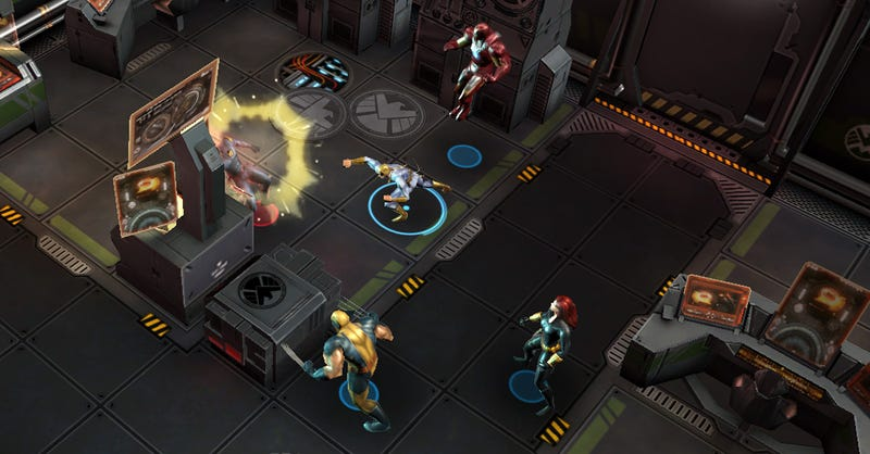 The Next Avengers Game Takes On Turn-Based Tactics