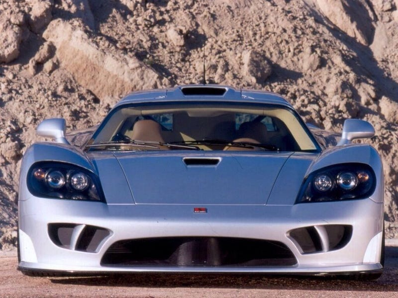 2001 Saleen S7: A Diecast Review