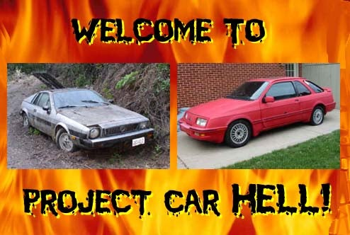 Project Car Hell: Lancia Scorpion or Merkur XR4Ti?