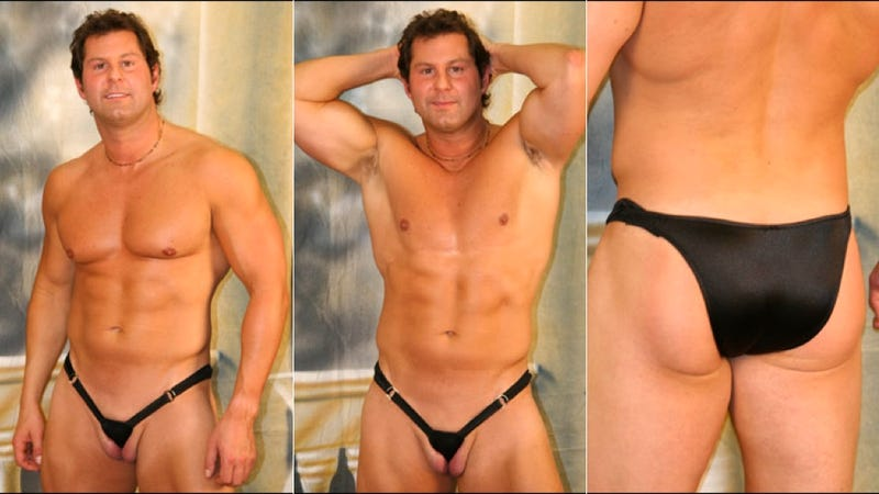 Once You See The 'Changed Man Bikini' Swimsuit, You Cannot Unsee The 'Changed Man Bikini' Swimsuit [NSFW]