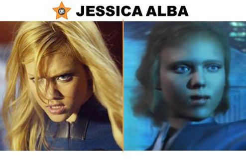 Hey! That Doesn't Look Like Jessica Alba