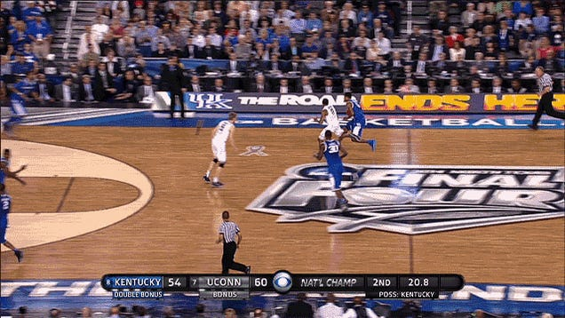 The Last Play Kentucky Ran Was Everywhere This Tournament