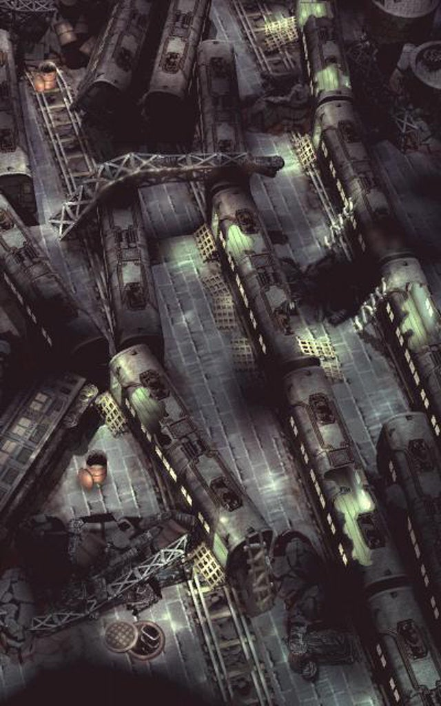 Final Fantasy VII's Train Graveyard Has Never Looked So Beautiful