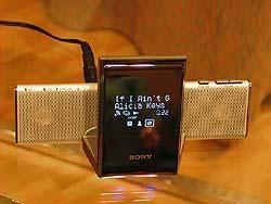 Sony CPF-IX001: Audio Streaming over Powerline like it's 1999