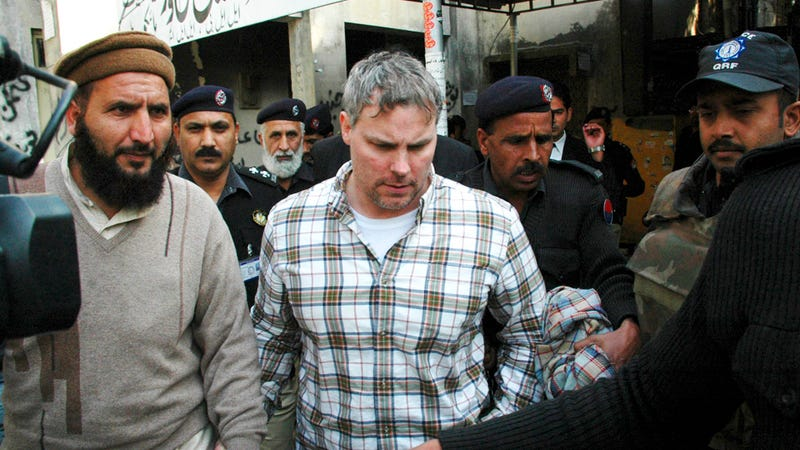 American Arrested In Pakistan Worked With Covert CIA Team