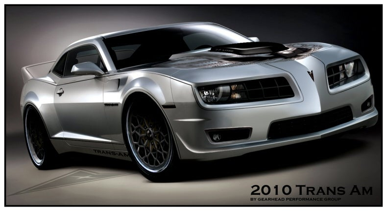 New Camaro/Trans Am Conversion Proves Mullets Aren't Dead