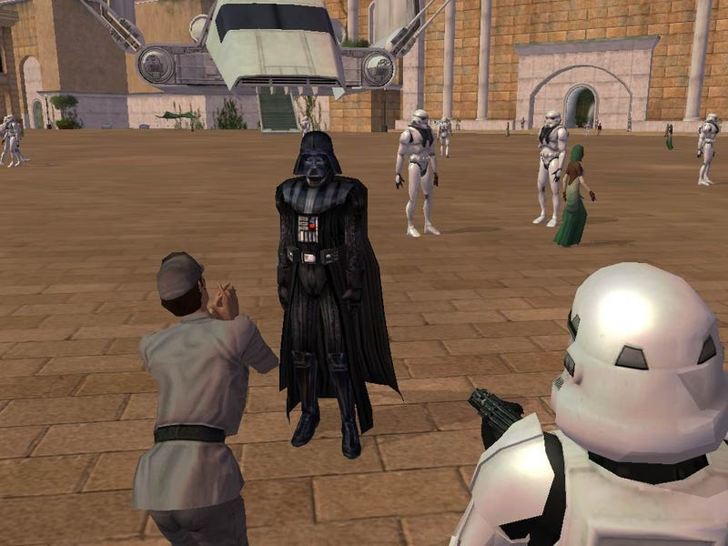 A Brief History Of Star Wars Video Games