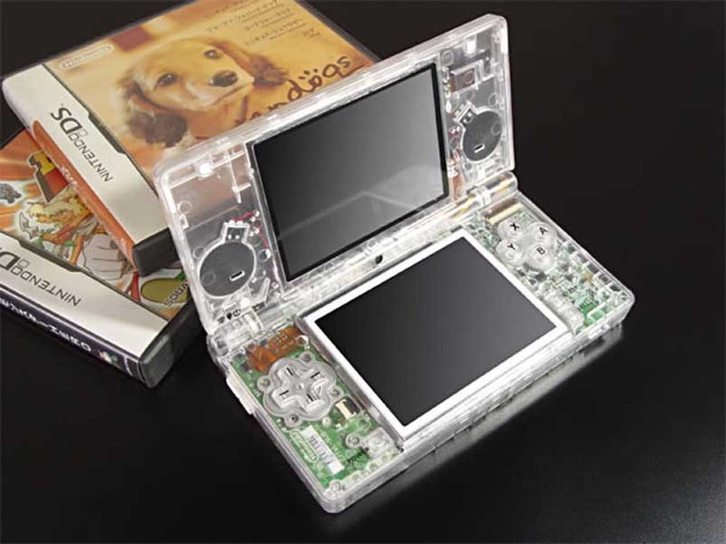 A Crystal Clear Look Inside The DSi