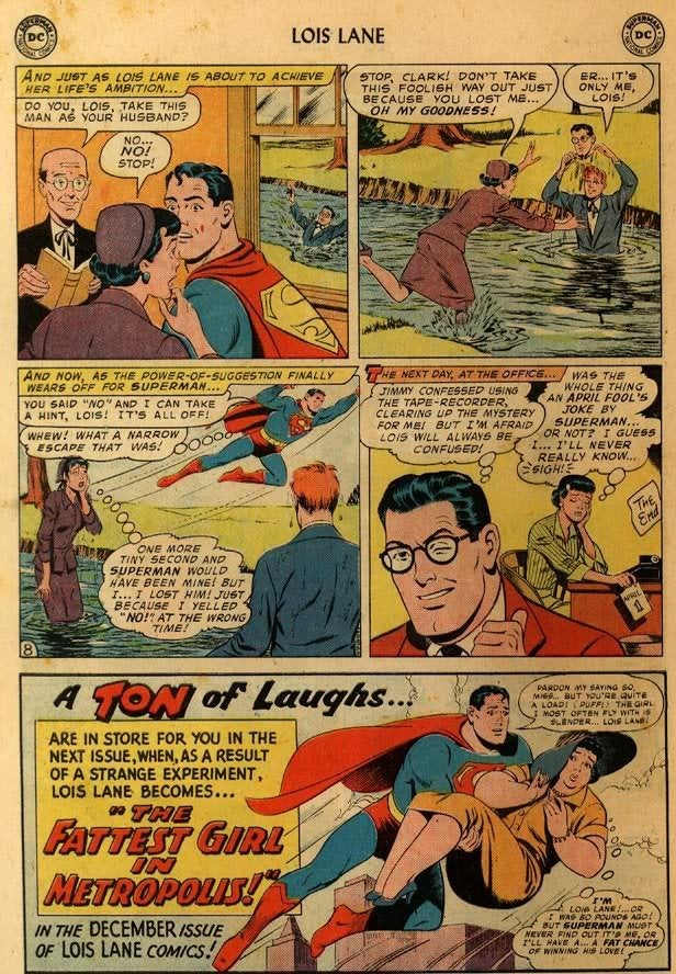 The 10 Most Baffling Moments In Lois Lane And Superman's Love Life