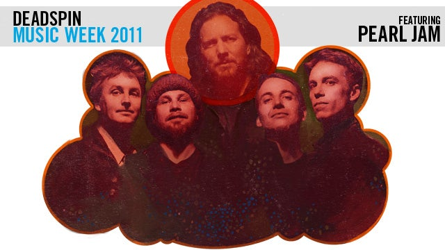 Deadspin Music Week 2011: The PJ20 Edition