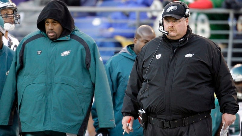 Donovan McNabb Sounds Like He's Taking A Little Joy From The Eagles' Struggles