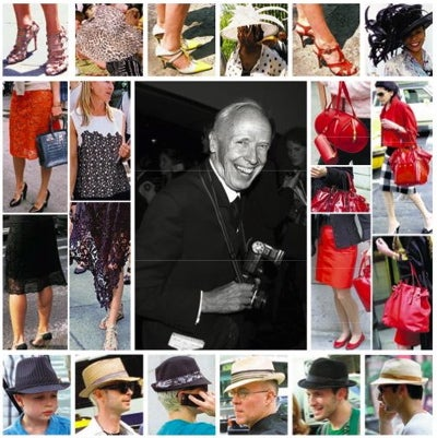 Fashion Oblate: Bill Cunningham & The Invention Of Street Style