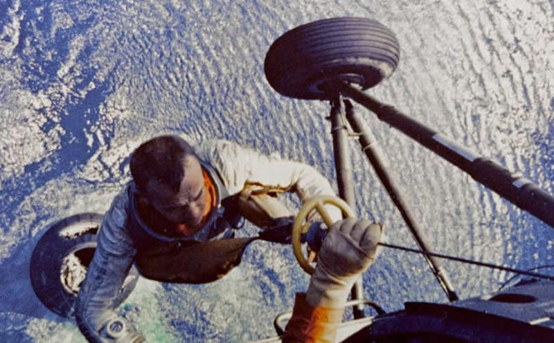 Remembering America's First Man In Space