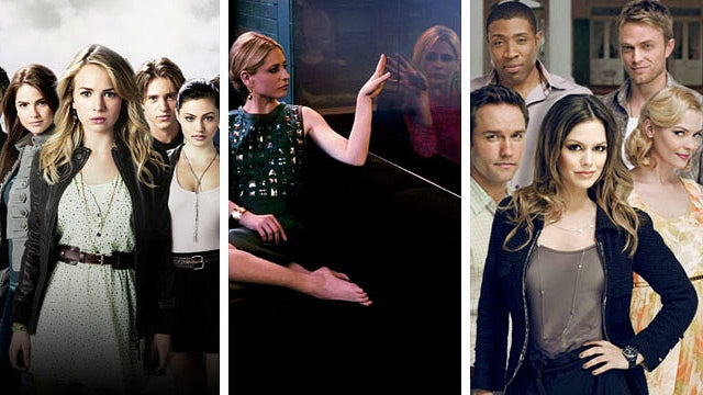 CBS and The CW Tell Us What We Should Watch Next Fall