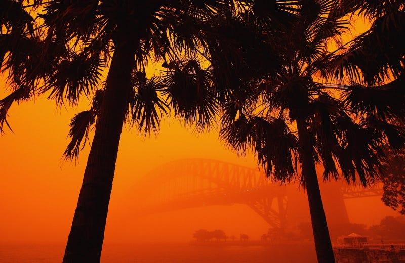 Sydney Dustpocalypse