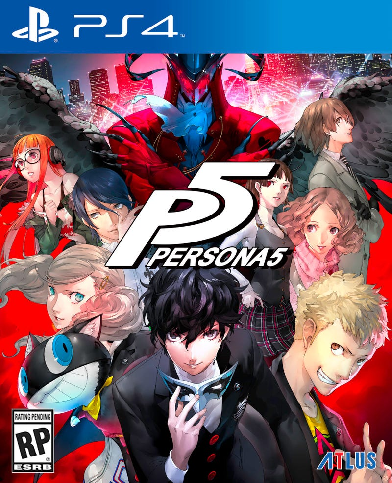 Persona 5Won't Be Out In North America Until February 2017
