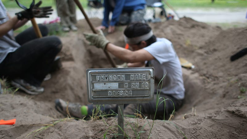 More Mass Immigrant Graves Found in Southern Texas