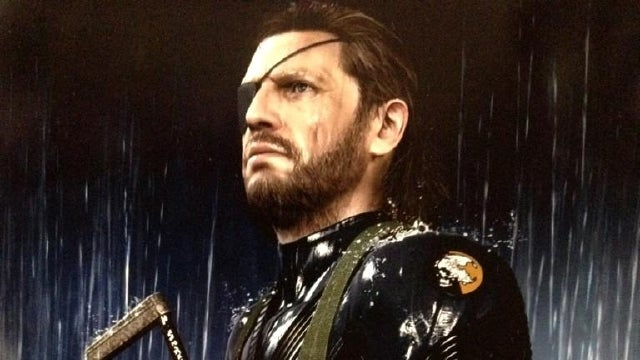 Here's Another Kojima-Ordered Look at Snake, to Prove He's Not a Geezer in Ground Zeroes