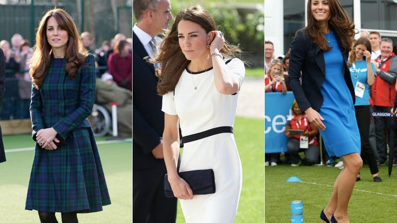 GASP: Aussie Paper Dares to Question Kate Middleton's Style Icon Cred