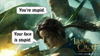 Gaming and Misbehaving: Lara Croft and the Guardian of Light