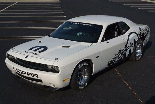 2011 Challenger Drag Pak