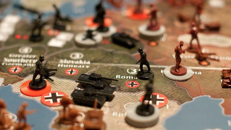 Washington's War on Wargaming