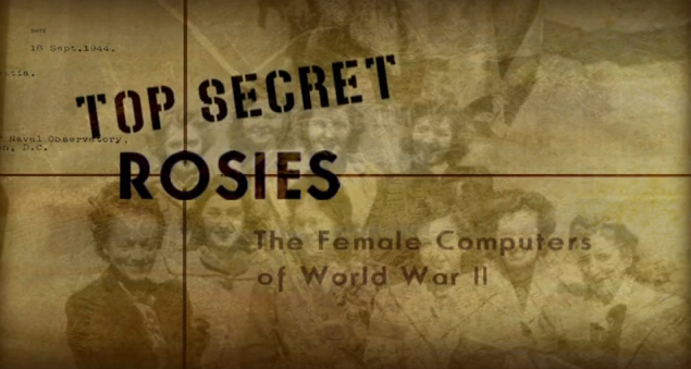 How Female Computers Helped Win WWII