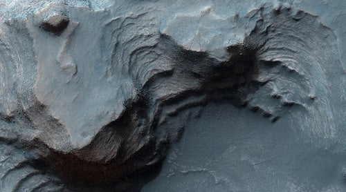 Martian Landscapes Gallery