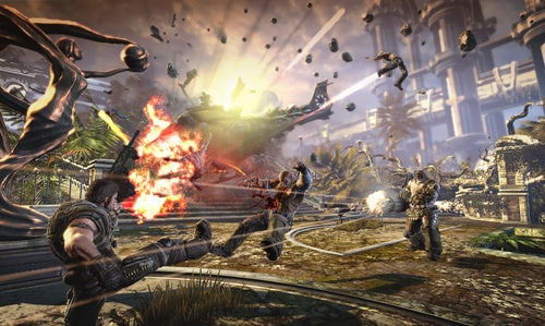 Here Is One New Bulletstorm Screen